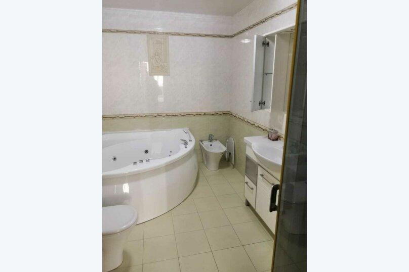 Коттедж в 3 этажа на частной огороженной территории, 330 кв.м. на 14 человек, 7 спален, Заречная улица, 1Г, Ольгинка - Фотография 10