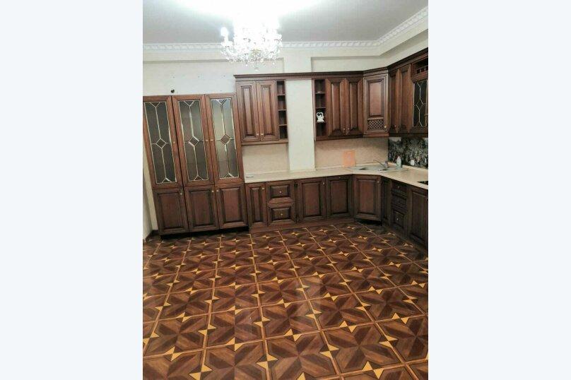 Коттедж в 3 этажа на частной огороженной территории, 330 кв.м. на 14 человек, 7 спален, Заречная улица, 1Г, Ольгинка - Фотография 13