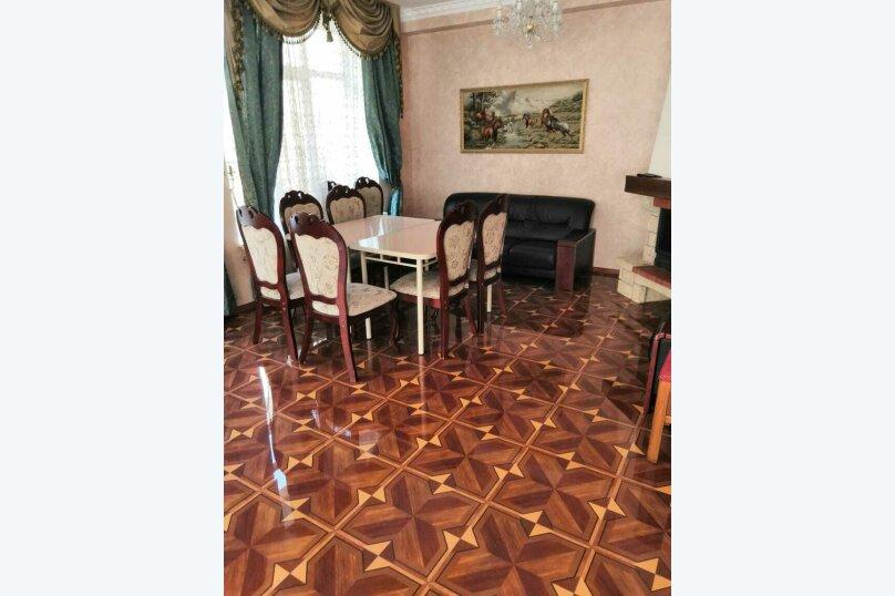 Коттедж в 3 этажа на частной огороженной территории, 330 кв.м. на 14 человек, 7 спален, Заречная улица, 1Г, Ольгинка - Фотография 14
