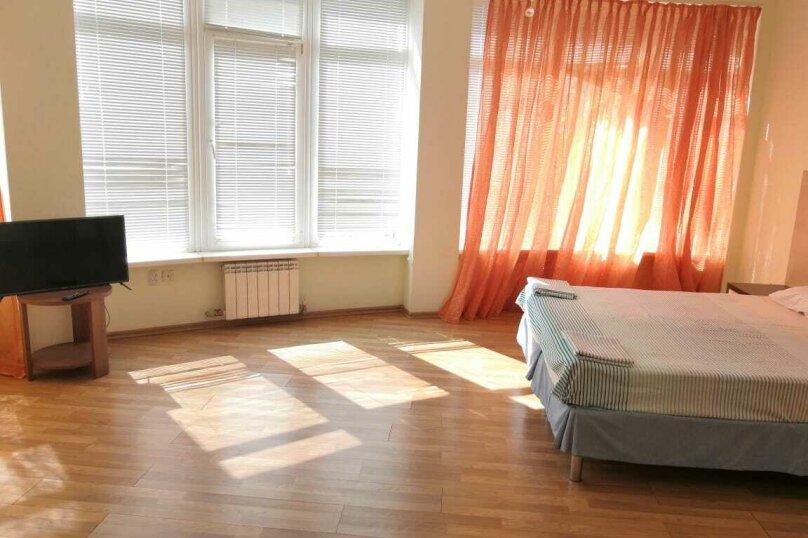 Коттедж в 3 этажа на частной огороженной территории, 330 кв.м. на 14 человек, 7 спален, Заречная улица, 1Г, Ольгинка - Фотография 21