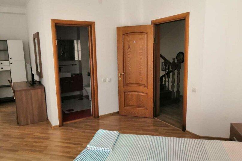 Коттедж в 3 этажа на частной огороженной территории, 330 кв.м. на 14 человек, 7 спален, Заречная улица, 1Г, Ольгинка - Фотография 25