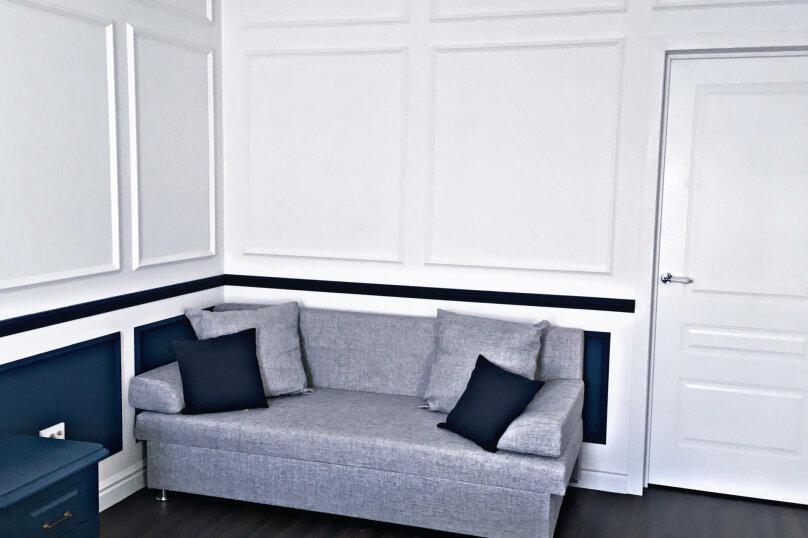 1-комн. квартира, 46 кв.м. на 4 человека, Мускатная улица, 6к3, Дивноморское - Фотография 13