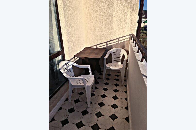 1-комн. квартира, 46 кв.м. на 4 человека, Мускатная улица, 6к3, Дивноморское - Фотография 22