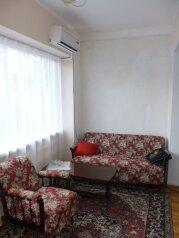 3-комн. квартира, 50 кв.м. на 5 человек, улица Ладария, 20, Сухум - Фотография 1