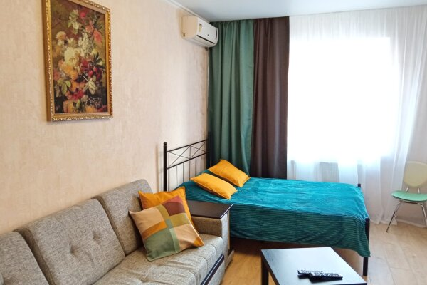 1-комн. квартира, 39 кв.м. на 4 человека