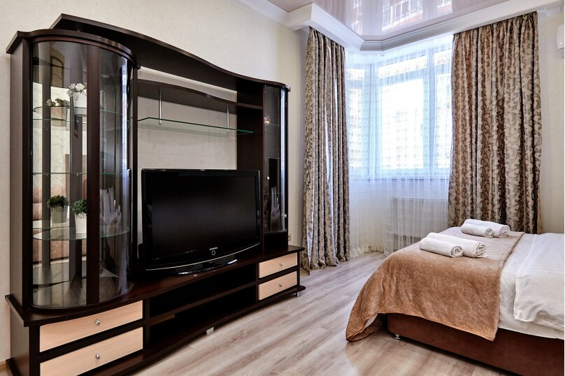 1-комн. квартира, 52 кв.м. на 3 человека, Казбекская улица, 19, Краснодар - Фотография 5