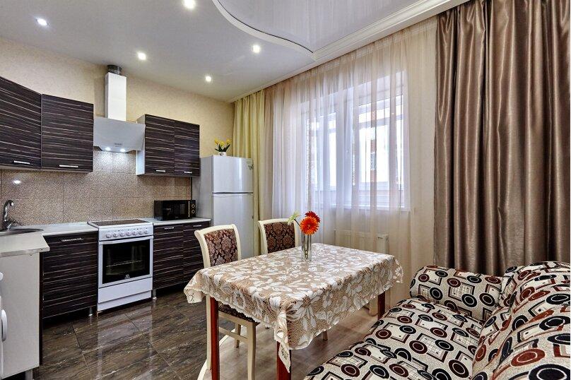 1-комн. квартира, 52 кв.м. на 3 человека, Казбекская улица, 19, Краснодар - Фотография 6