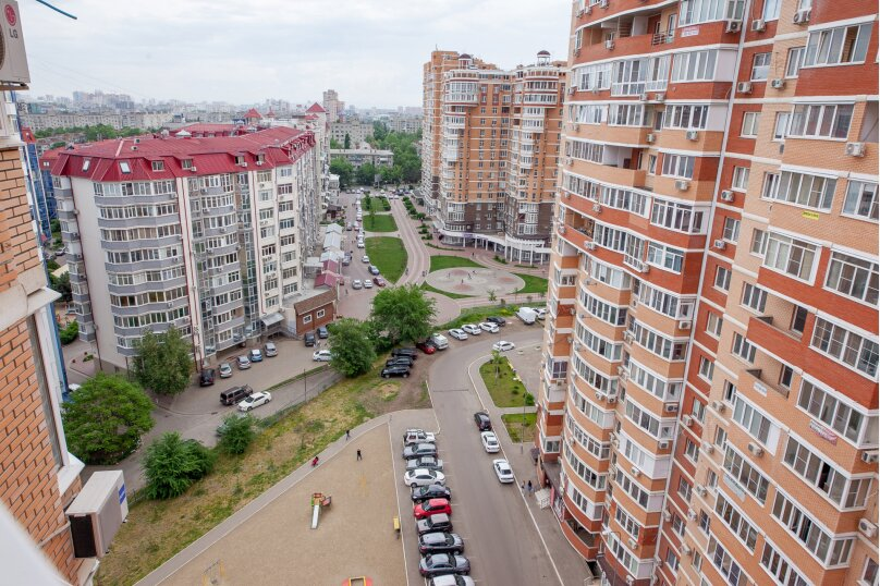 1-комн. квартира, 52 кв.м. на 3 человека, Казбекская улица, 19, Краснодар - Фотография 14