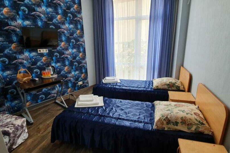 """Гостевой дом """"Эли"""" 100 м до моря (два корпуса), Приморская улица, 12А на 17 комнат - Фотография 13"""