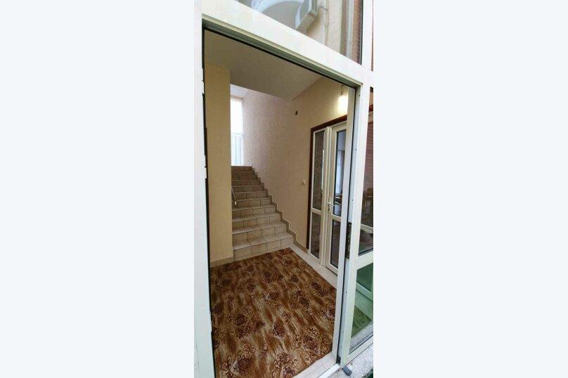 Двухкомнатный номер (корпус с зеленой кухней), Приморская улица, 12А, Дивноморское - Фотография 13