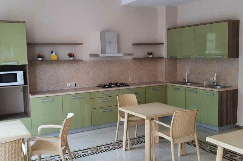 Двухкомнатный номер (корпус с зеленой кухней), Приморская улица, 12А, Дивноморское - Фотография 14