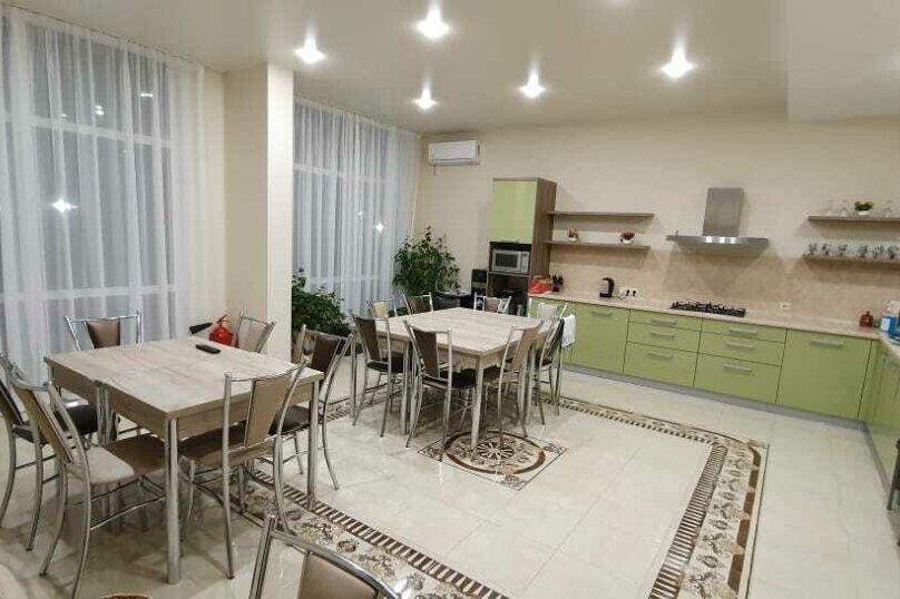Двухкомнатный номер (корпус с зеленой кухней), Приморская улица, 12А, Дивноморское - Фотография 15