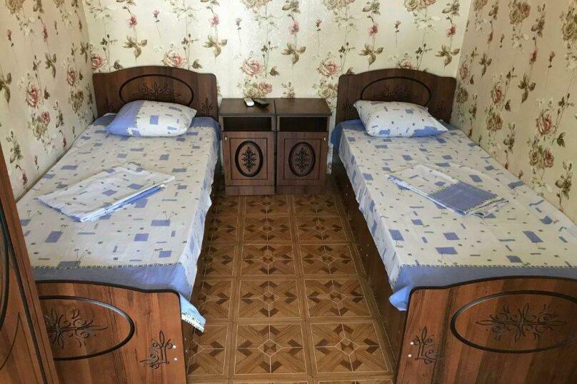 Двухместный номер с раздельными кроватями, Приморский переулок, 8А, Витязево - Фотография 1