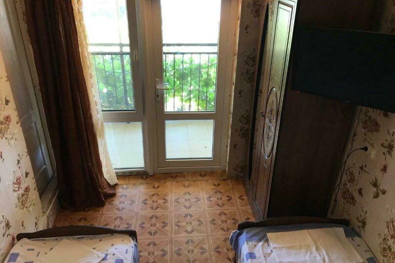 Двухместный номер с раздельными кроватями, Приморский переулок, 8А, Витязево - Фотография 2