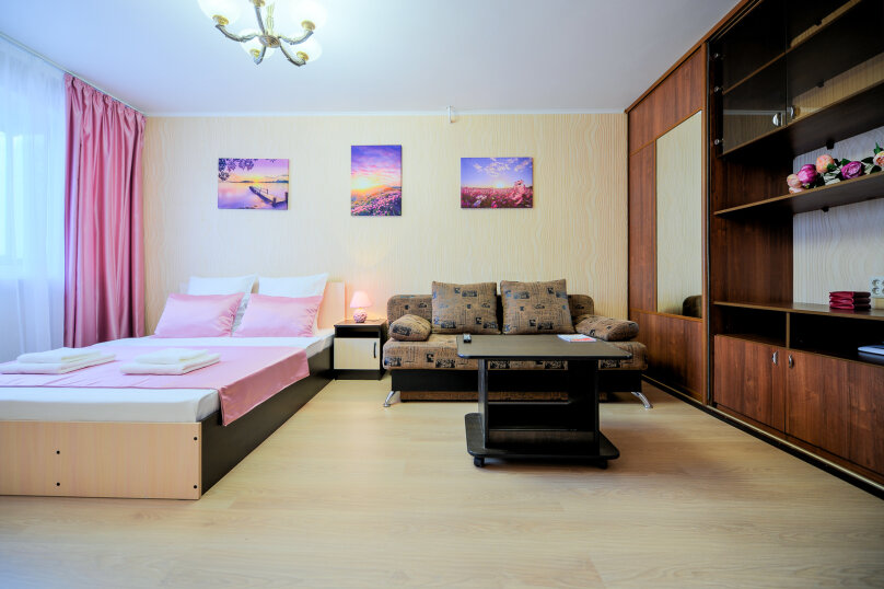 1-комн. квартира, 30 кв.м. на 4 человека, улица Энгельса, 43А, Челябинск - Фотография 3
