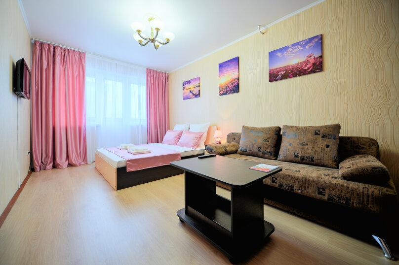 1-комн. квартира, 30 кв.м. на 4 человека, улица Энгельса, 43А, Челябинск - Фотография 4