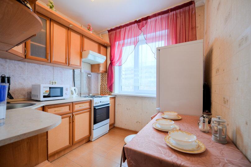 1-комн. квартира, 30 кв.м. на 4 человека, улица Энгельса, 43А, Челябинск - Фотография 8