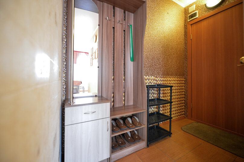 1-комн. квартира, 30 кв.м. на 4 человека, улица Энгельса, 43А, Челябинск - Фотография 12
