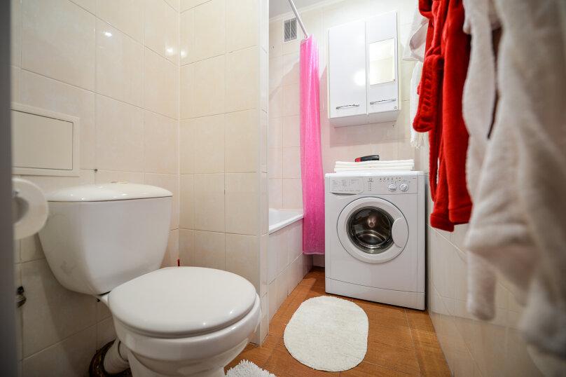 1-комн. квартира, 30 кв.м. на 4 человека, улица Энгельса, 43А, Челябинск - Фотография 13