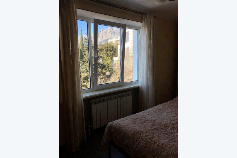 2-комн. квартира, 43 кв.м. на 3 человека, Алупкинское шоссе, 28, Гаспра - Фотография 12