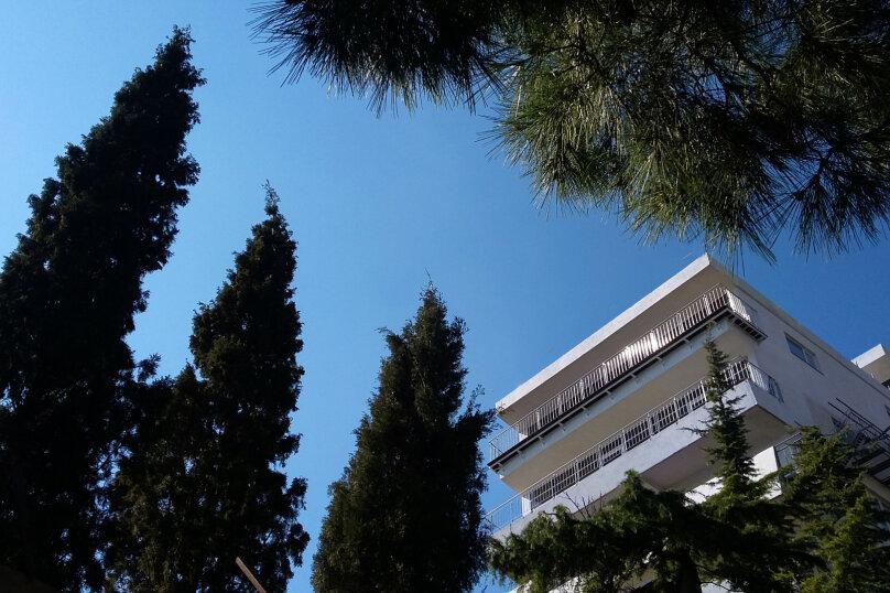 3-комн. квартира, 92 кв.м. на 6 человек, Прибрежная улица, 7к1, Партенит - Фотография 16