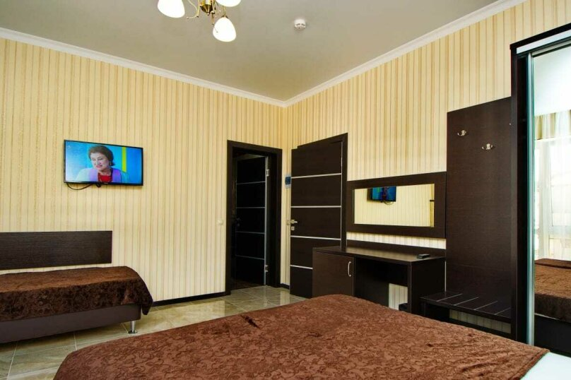 """Гостевой дом """"Родос"""" Корпус 2, Абрикосовая улица, 10и на 15 комнат - Фотография 17"""