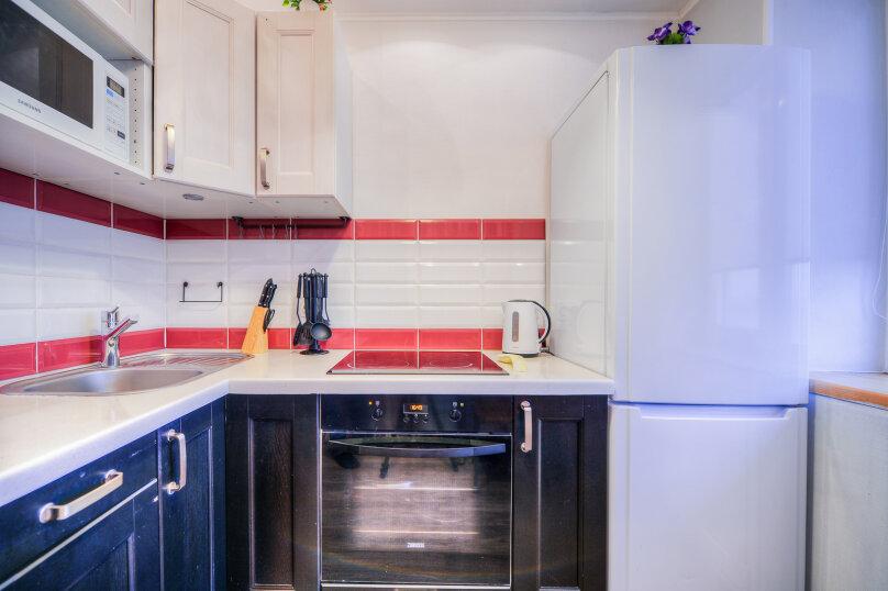 2-комн. квартира, 54 кв.м. на 4 человека, улица Свободы, 141, Челябинск - Фотография 9