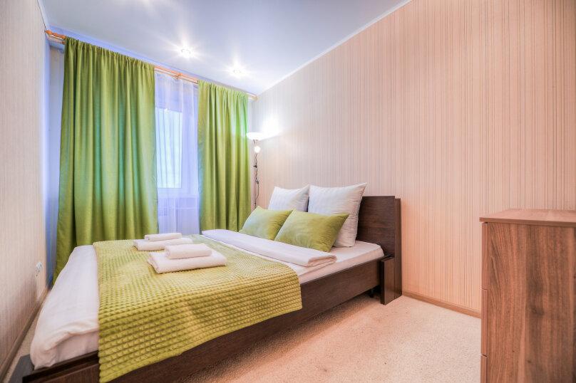 2-комн. квартира, 54 кв.м. на 4 человека, улица Свободы, 141, Челябинск - Фотография 12