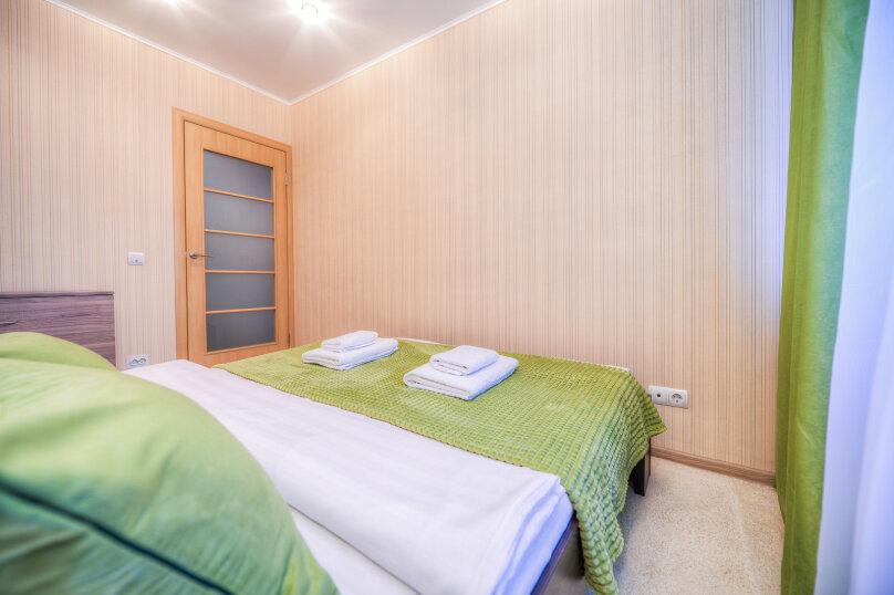 2-комн. квартира, 54 кв.м. на 4 человека, улица Свободы, 141, Челябинск - Фотография 14