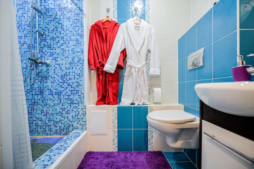 2-комн. квартира, 54 кв.м. на 4 человека, улица Свободы, 141, Челябинск - Фотография 15