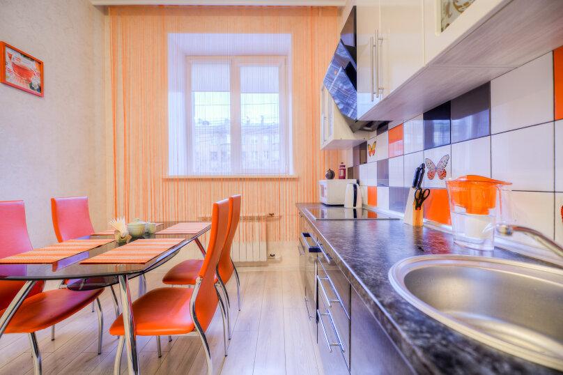 2-комн. квартира, 62 кв.м. на 5 человек, улица Цвиллинга, 40, Челябинск - Фотография 6