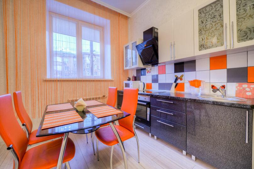 2-комн. квартира, 62 кв.м. на 5 человек, улица Цвиллинга, 40, Челябинск - Фотография 7