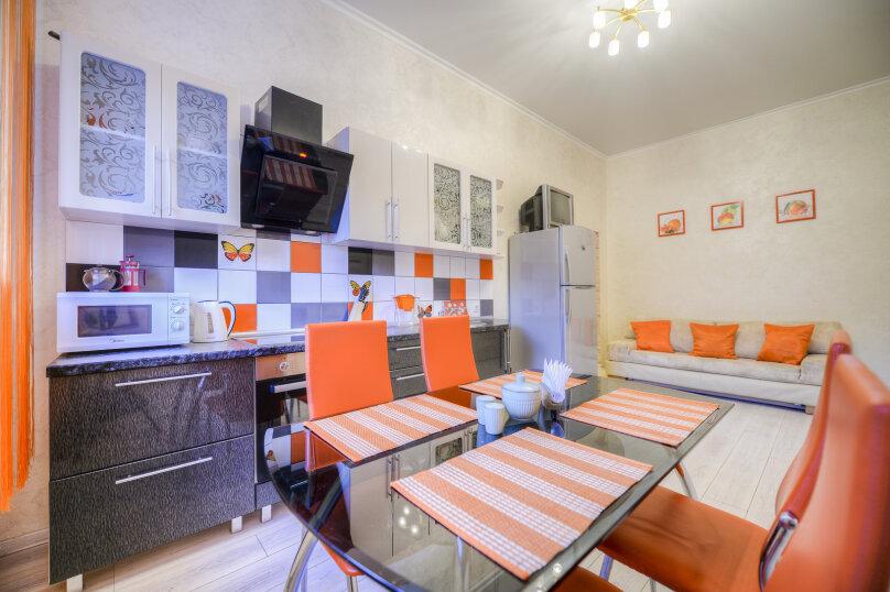2-комн. квартира, 62 кв.м. на 5 человек, улица Цвиллинга, 40, Челябинск - Фотография 8