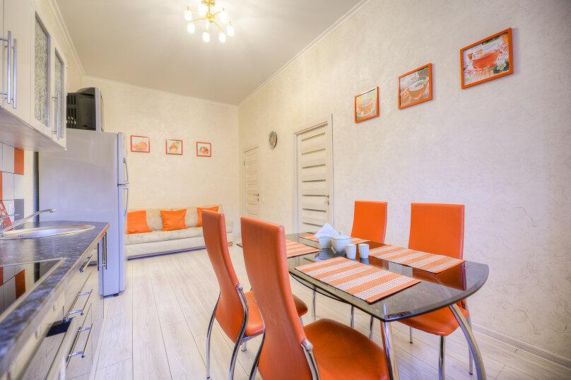 2-комн. квартира, 62 кв.м. на 5 человек, улица Цвиллинга, 40, Челябинск - Фотография 9