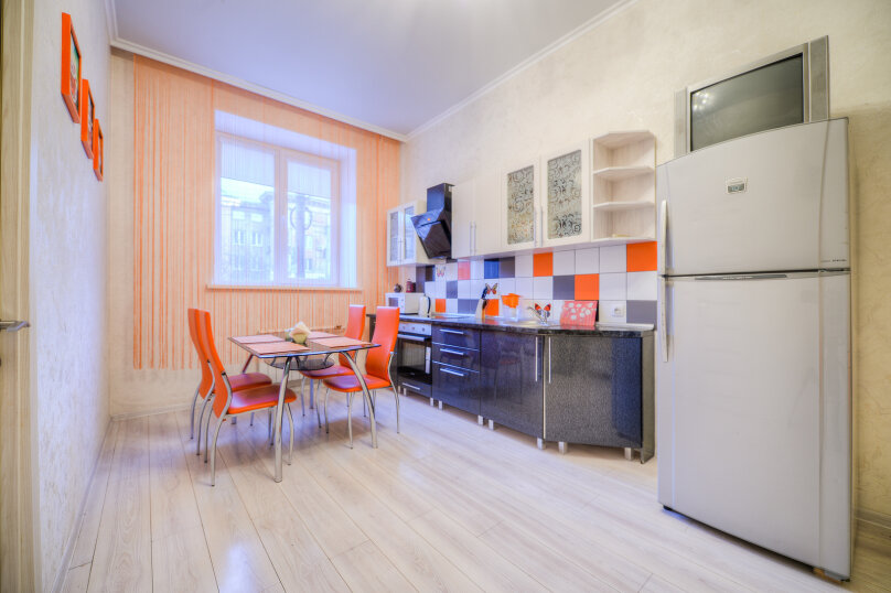 2-комн. квартира, 62 кв.м. на 5 человек, улица Цвиллинга, 40, Челябинск - Фотография 10