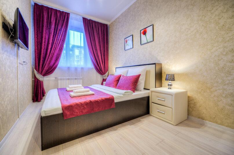 2-комн. квартира, 62 кв.м. на 5 человек, улица Цвиллинга, 40, Челябинск - Фотография 12