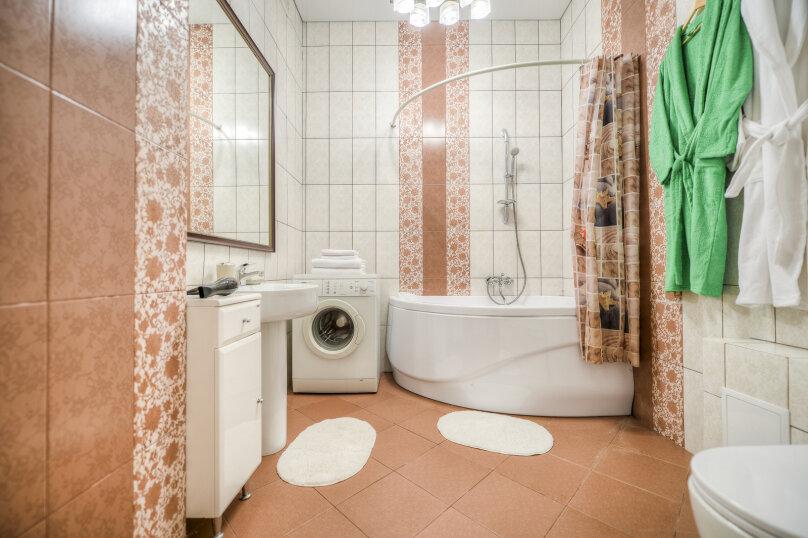 2-комн. квартира, 62 кв.м. на 5 человек, улица Цвиллинга, 40, Челябинск - Фотография 16