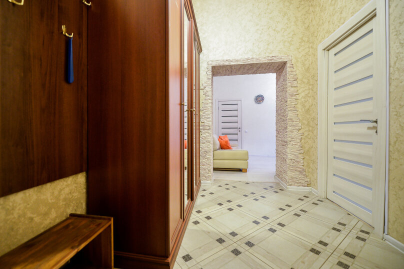 2-комн. квартира, 62 кв.м. на 5 человек, улица Цвиллинга, 40, Челябинск - Фотография 19