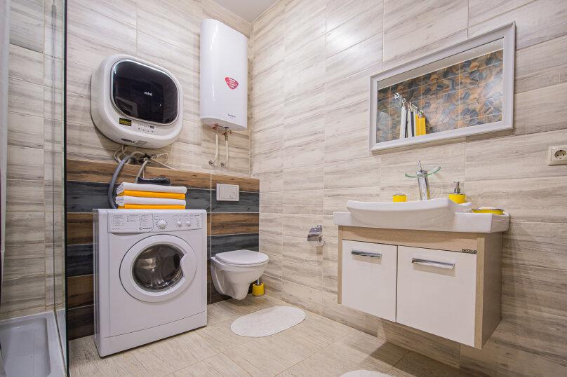 1-комн. квартира, 47 кв.м. на 4 человека, улица Орджоникидзе, 64, Челябинск - Фотография 17