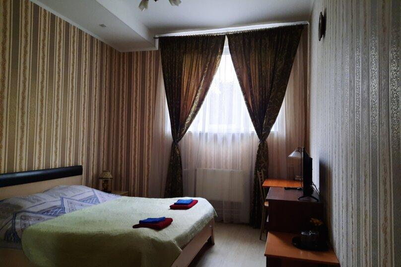 Номер стандарт с 1 двуспальной кроватью, Гусарская улица, 4к3, Пушкин - Фотография 1