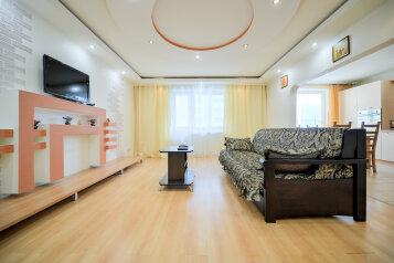 3-комн. квартира, 98 кв.м. на 6 человек, улица Монакова, 33, Челябинск - Фотография 1