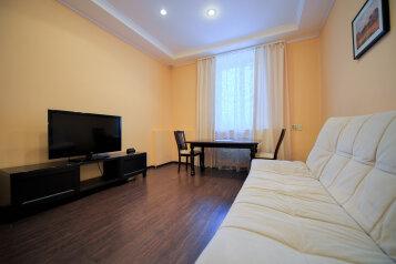 2-комн. квартира, 60 кв.м. на 4 человека, улица Цвиллинга, 36, Челябинск - Фотография 1