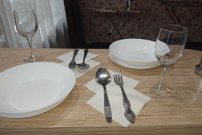 1-комн. квартира, 36 кв.м. на 2 человека, улица Железнодорожников, 24, Красноярск - Фотография 1