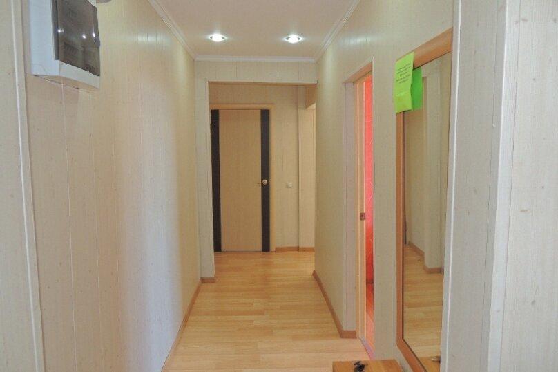 3-комн. квартира, 69 кв.м. на 7 человек, улица 50 лет Октября, 22, Новый Афон - Фотография 4