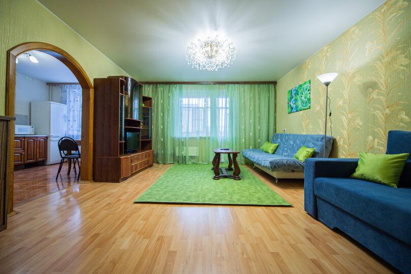 3-комн. квартира, 117 кв.м. на 8 человек, улица Энгельса, 36А, Челябинск - Фотография 6