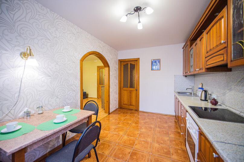 3-комн. квартира, 117 кв.м. на 8 человек, улица Энгельса, 36А, Челябинск - Фотография 11