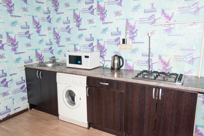 1-комн. квартира, 40 кв.м. на 4 человека, Сормовская улица, 183, Краснодар - Фотография 8