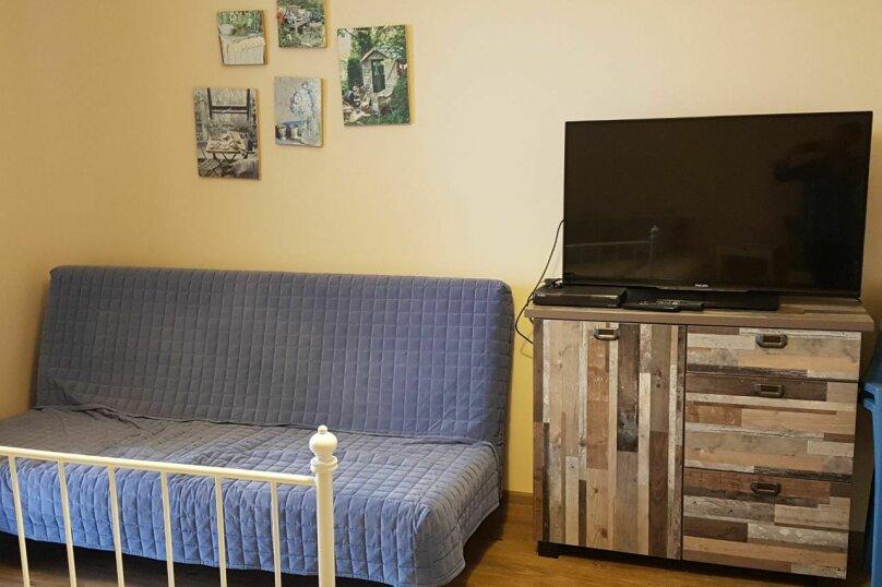 1-комн. квартира, 21 кв.м. на 4 человека, Портовая улица, 14, Джубга - Фотография 14