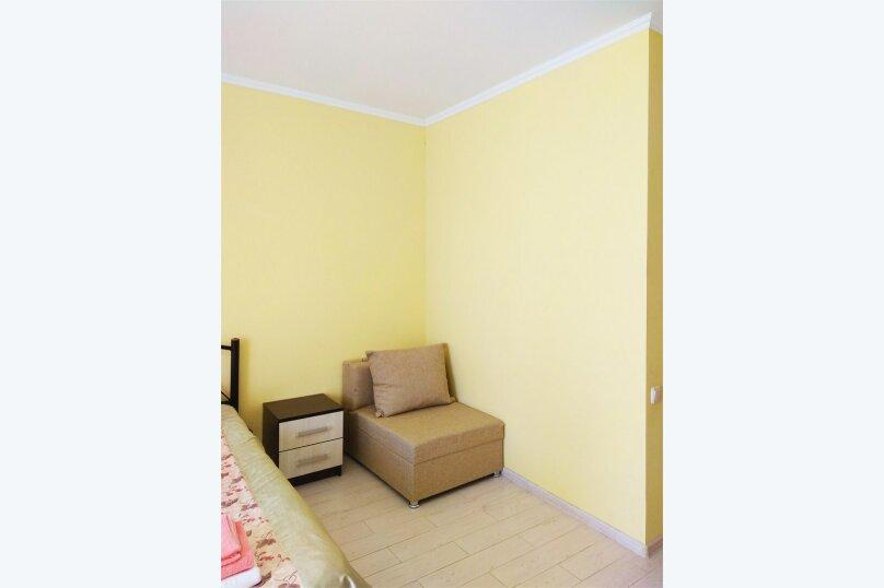 Стандарт двухместный + кресло, Тенистая улица, дом 3Д, Заозерное - Фотография 7