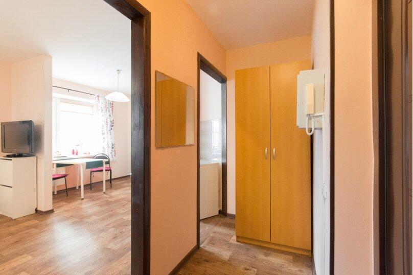 1-комн. квартира, 30 кв.м. на 3 человека, улица Ивана Фомина, 7к3, Санкт-Петербург - Фотография 13